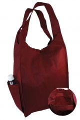 Squarish Shoulder Carry - Multi purpose & Heavy duty with 1 compartment, back pocket  & 2 side pockets