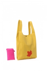 Screen Print Maple image in Hand carry, great for heavy shopping